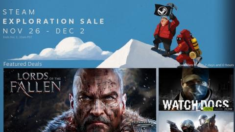 ¡Llegan las ofertas del Black Friday a Steam y Blizzard en Battle.net!