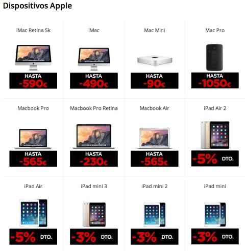 Black Friday en Apple