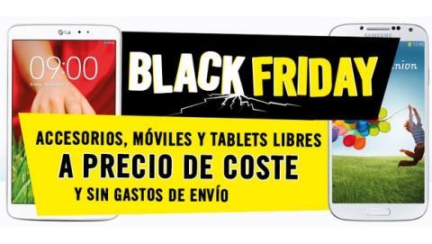 Importantes ofertas del Black Friday 2014 en Phone House.