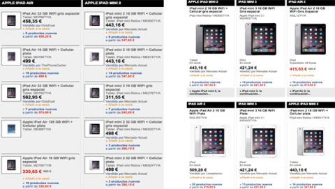 Apple iPad descuentos FNAC Black Friday 2014