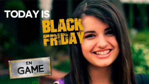 Black Friday en Game y otras tiendas de videojuegos
