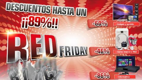 Black Friday 2014 de Redcoon: ofertas, chollos y descuentos