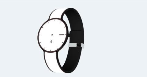 E-Ink Smartwatch