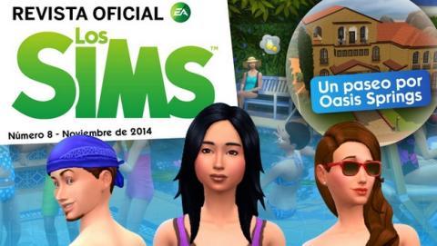 Descarga la Revista Oficial de Los Sims Número 8. ¡Gratis! para iOS y Android.
