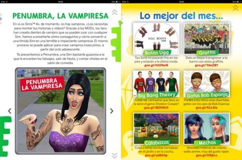 Revista Oficial Los Sims Número 8