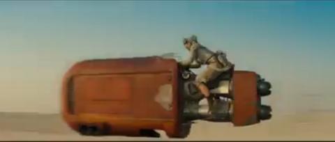 Star Wars Episodio VII trailer
