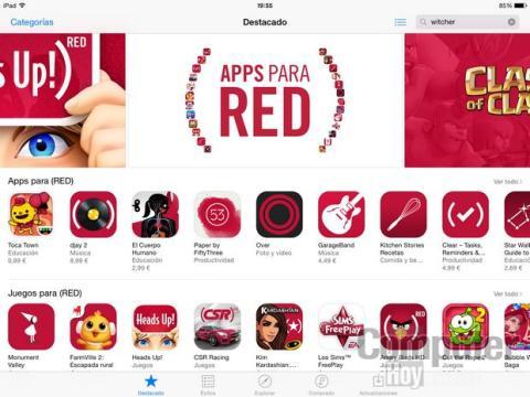 Apple lucha contra el SIDA