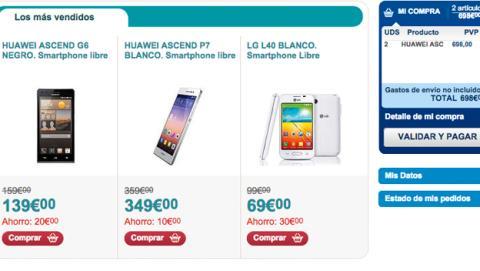 Cyber Monday en Carrefour