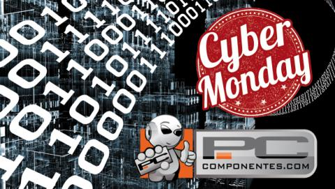 PC Componentes Cyber Monday