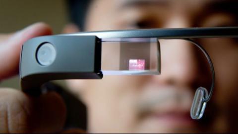 Las próximas Google Glass montarán un procesador Intel