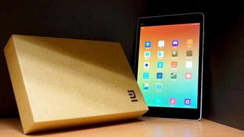 Fotografía Xiaomi MiPad