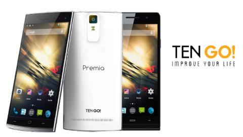 Gama Premia, los nuevos smartphones Octa-Core de TenGo!