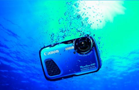 Las mejores cámaras acuáticas de 2014