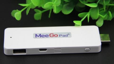 MeeGoPad  T01, el PC con Windows 8 que cabe en un stick USB