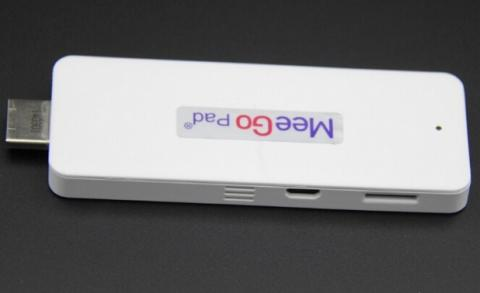 MeeGoPad, el PC en un pendrive