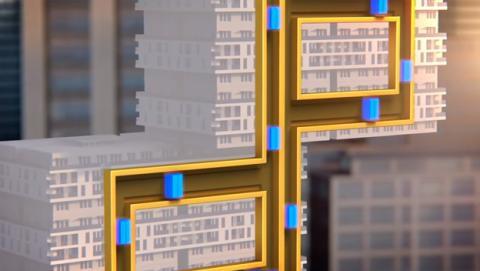 Thyssen crea el primer ascensor que funciona sin cables