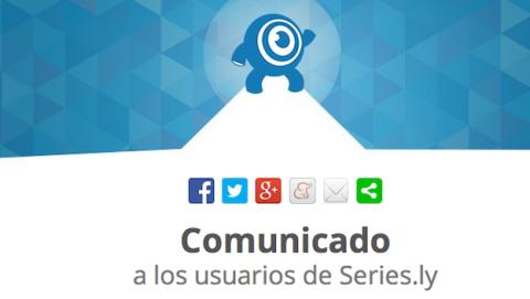 Series.ly retira sus enlaces de series y películas online