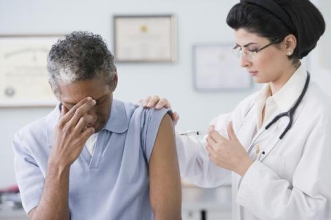 Descubren el botón que elimina el dolor crónico
