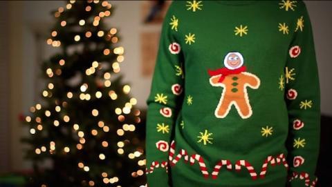 Digital Dudz lanza nueva colección de suéteres navideños interactivos