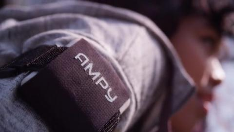 Crean Ampy, la batería que se carga mientras caminas