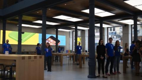 Apple enseña programación a niños