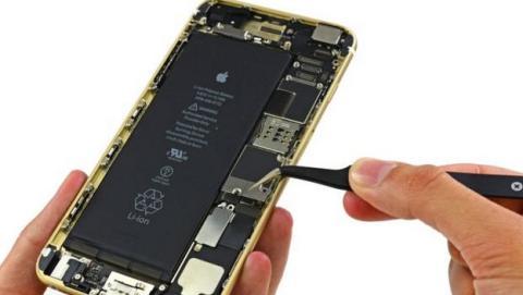 Esto es lo que cuesta cada componente del iPhone 6 o el Samsung Galaxy S5.