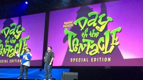 Day of the Tentacle, Grim Fandango y King's Quest, aventuras gráficas clásicas remasterizadas para PC, PlayStation 4 y PS Vita.