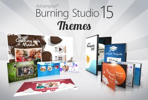 Ashampoo Burning Studio 15