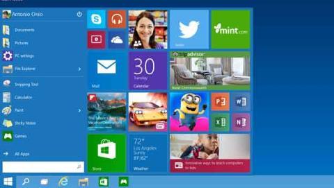 Windows 10 sistema operativo 2015 suscriptores