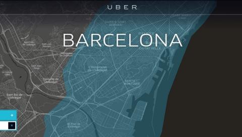 Uber prohibida en España de forma oficial por un juez, por competencia desleal, tras la denuncia de los taxistas.