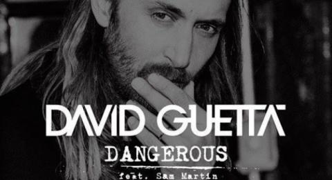 David Guetta a doble pantalla