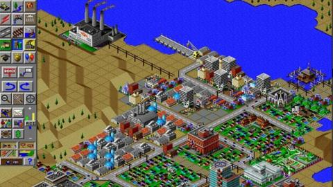 SimCity 2000 gratis en Origin