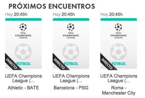FC Barcelona - PSG