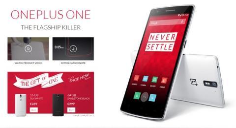 Comprar OnePlus One sin invitación
