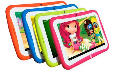 Los mejores tablets para niños de 2014