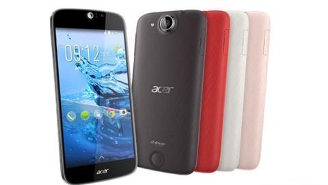 El nuevo Acer Liquid Jade S presentado de manera oficial