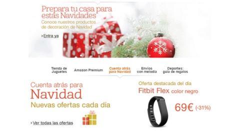 Amazon España estrena la Oferta del Día, un producto diario con grandes descuentos.