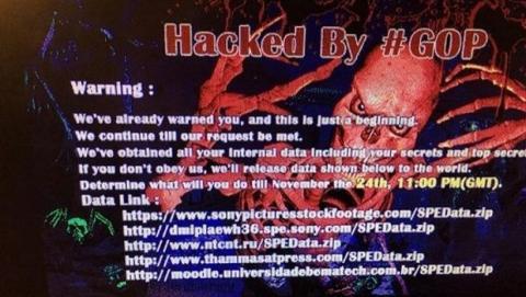 Sony Pictures ataca a los hackers