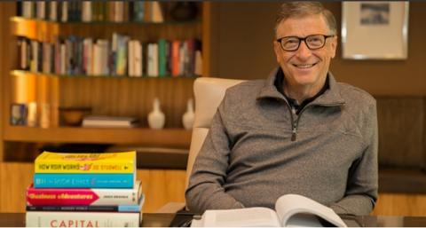 Mejores Libros de 2014 según Bill Gates