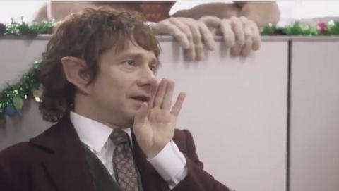 Bilbo The Office