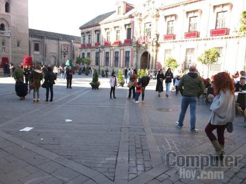 Plaza de Sevilla