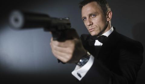 La nueva película de James Bond se llamará Spectre