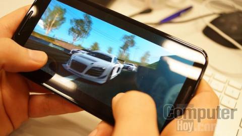 Jugando con el Nexus 6