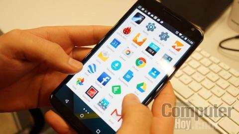 Gestión de apps Nexus 6