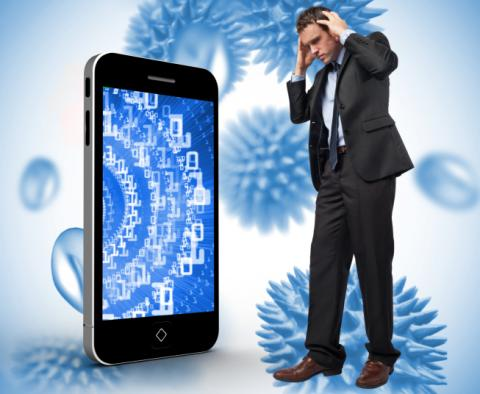 Amenazas móvil