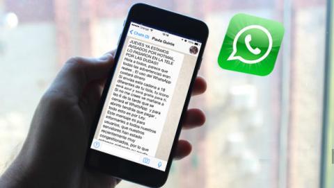 La nueva campaña de Panda para evitar el spam en WhatsApp