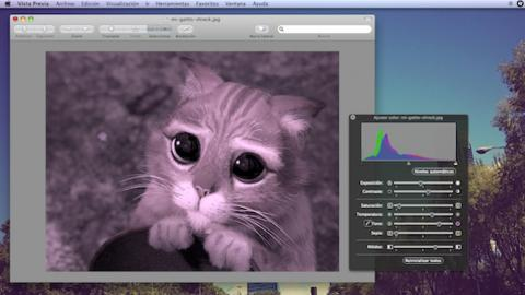 Cómo editar PDFs e imágenes con Vista Previa de Mac
