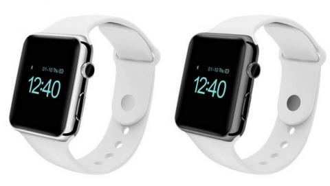 Ya está aquí Aiwatch, el clon chino del smartwatch Apple Watch.