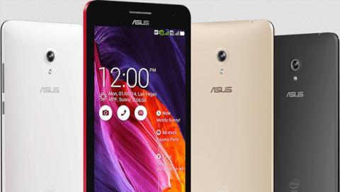 Asus revelará nueva gama de móviles ZenFone en CES 2015