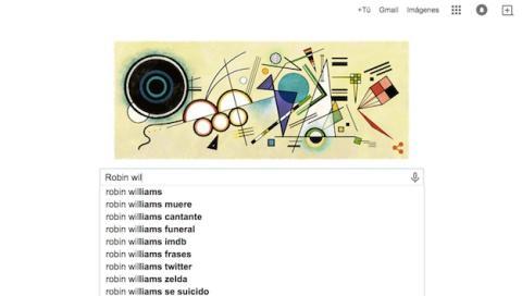 Términos más buscados en Google 2014